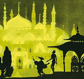 Die Abenteuer des Prinzen Achmed2